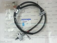 SsangYong PARKING BRAKE CABLE RR-LH for REXTON +5LINK/DISC 2007~ #4901008B03