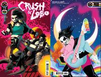 DC Comics Crush & Lobo 1 of 8 - 1st Print (2021) CVR A+B Ships 06/02/21