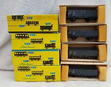 Piko H0 pkp polish open wagons x 4 5/121-154