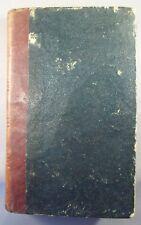 DISCOURS SUR L'HISTOIRE UNIVERSELLE T1 / BOSSUET / RELIURE 1/2 CUIR 1813