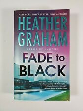 Fade to Black By Heather Graham Krewe Of Hunters Paperback Book