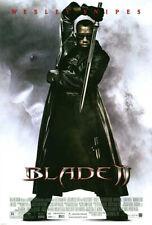 "BLADE II - MOVIE POSTER / PRINT (REGULAR STYLE) (SIZE: 27"" X 40"")"