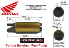 PB02 - Pompa Benzina (Fuel Pump) per HONDA Silver Wing 600 dal 2001