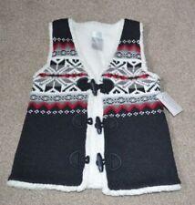 Girls' Party Waistcoats (2-16 Years)