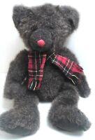 "Russ Berrie ""Chestnut"" 15"" Teddy Bear Soft Toy Plush Comforter. Excellent"