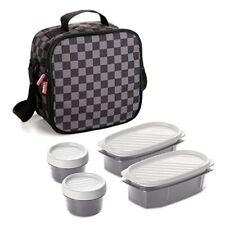 Tatay Urban Food Chess - bolsa Térmica porta alimentos con Tápers incluidos