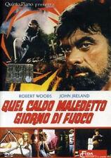 QUEL CALDO MALEDETTO GIORNO DI FUOCO - DVD NUOVO