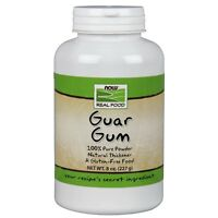 NOW Foods Guar Gum Powder, 8 oz.
