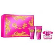 Versace Bright Crystal Absolu - 30 Ml Edp Conjunto de Regalo con Loción Corporal 50 Ml