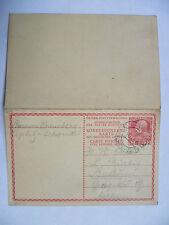 3 Postkarten mit Antwort Österreich 1900-1918