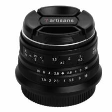 25mm F1.8 HD DISCOVER Wide Angle Lens Manual For Olympus Panasonic Micro4/3