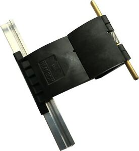 2SEG Security Locking Strap for Roller Garage Door Profile 77mm Auto Lock Catch