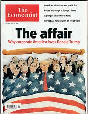THE ECONOMIST Magazine 26 May 2018 - The Affair