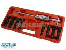 Blind Hole Inner Bearing Puller Set Remover Slide Hammer Internal Kit 8-32mm 9pc
