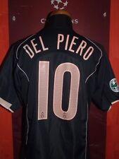 DEL PIERO JUVENTUS 2004/05 MAGLIA SHIRT CALCIO FOOTBALL MAILLOT JERSEY CAMISETA
