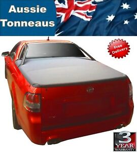 Clip On Ute Tonneau Cover for Holden Commodore VE VF 2007 to 2018 (Sports Bar)