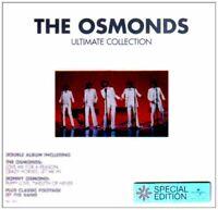 Jimmy Osmond - Very Best of the Osmonds (CD) - Jimmy Osmond CD 7YVG The Fast