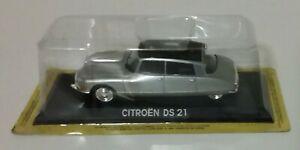 Modellino Auto Citroen DS 21 - 1/43