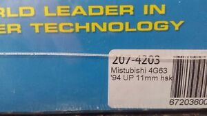 Head Stud Kit  Mitsubishi 4G63 '94 UP M11 Kit #: 207-4203