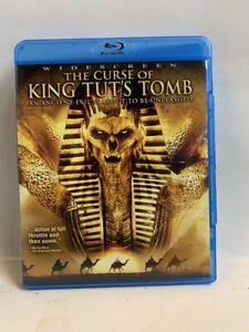 THE CURSE OF KING TUT'S TOMB Echo Bridge US BLU-RAY sci-fi horror schlock