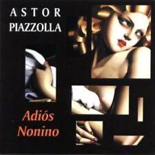 Astor Piazzolla - Adios Nonino [CD]