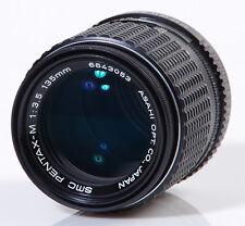 OBJECTIF PENTAX K : SMC PENTAX-M 3,5/135mm PENTAX K