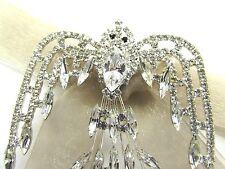 Swallow Bird Swarovski Element Austrian Crystal Rhinestone Brooch Pin