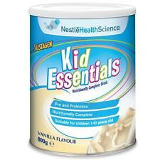 BRAND NEW Sustagen Nutrition Kid Essentials Vanilla 800g