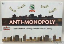 Anti-Monopoly™ Board Game ©University Games The 21st Century Real Estate Trading