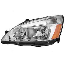 Honda Accord Drivers Headlight Headlamp Assembly Fits 03-07