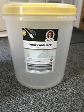 5 litre Plastic Food Container With Lids X16