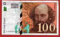 (Ref: N.000) 100 FRANCS CÉZANNE 1997 (SUP) PETIT NUMÉRO SE SÉRIE