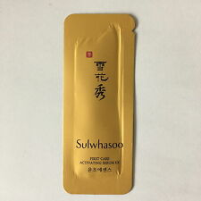 Sulwhasoo First Care Activating Serum EX 1ml * 10pcs(10ml) Amore Korea Cosmetics