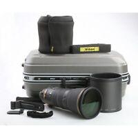 Nikon AF-S 2,8/400 E FL ED VR + TOP (234696)