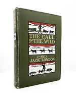 The Call of the Wild - FIRST EDITION - 1903 Printing - LONDON - Harrison Ford