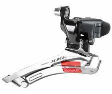 Shimano 105 FD-5700 Front Derailleur Road Bike Bicycle Double 10 Speed 31.8mm