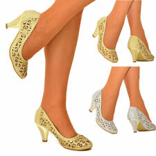Special Occasion Court Wet look, Shiny Heels for Women