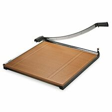 "X-ACTO Wood Base Guillotine 24"" Paper Cutter  - EPI26624"