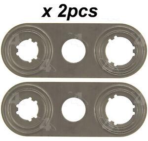 2pcs A/C Manifold Gasket-Compressor Gasket Kit 4 Seasons 24139 Chrysler 75-93