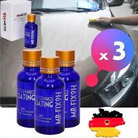 9H MR FIX ORIGINAL- SUPER CERAMIC CAR COATING AUTO CARE [3 PACK]