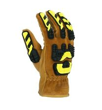 Ironclad Uld-Impc5 Driver C5 Impact Leather Gloves, Xl, 1 Pair, Free Shipping