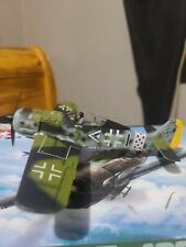 Built 1/48 Tamiya Fw190 A3