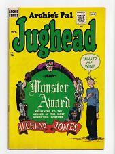 Archie's Pal Jughead #78 Frankenstein Cover Archie Comics 1961 FN/VF
