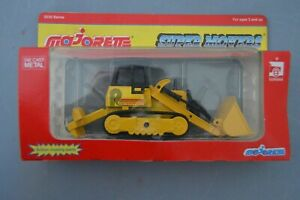 MAJORETTE Super Movers BULLDOZER with Moving Parts #3039 ~ BRAND NEW