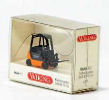 Wiking HO Scale Forklift