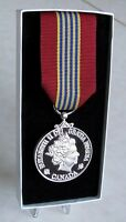 Canada Canadian Sovereign's Medal for Volunteers Full Size Replacement Medal