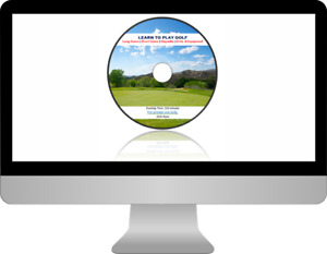 Learn How to Play Golf Lessons Secrets Tips PGA Video Tuition DVD-Rom + D/L Link