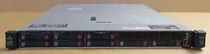 HP ProLiant DL360 Gen10 G10 Gold 6126 2.6GHz 64GB DDR4 8x 1.8TB HDD 1U Server