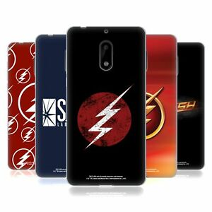 OFFICIAL THE FLASH TV SERIES LOGOS GEL CASE FOR NOKIA PHONES 1