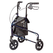 Carex Fga33300-0000 Rolling Walker w/ Height Adjustable Handles